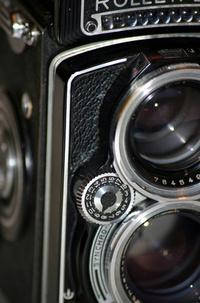 Rolleiflex camera 2