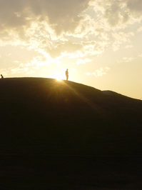 Man on the Hill