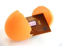 Athlon inside Egg :)
