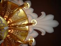 Casino lamp