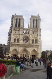 Notre Dame, Paris 3