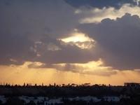 Tunisian sky 3