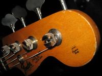 Fender jazz bass neck