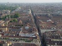 Torino: aerial view 1