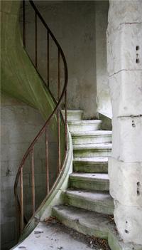 Staircase castle