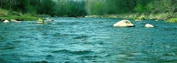 Rogue River, Rockford, Michiga