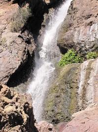 Upper Newton Canyon Waterfall
