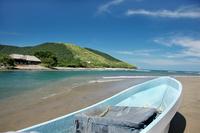 Boat at beach