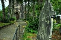 Haunted Church Yard