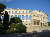 Pula Roman Arena Amphitheatre