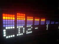 Stereo LED Display