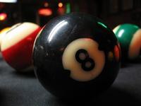 Numer Eight Ball
