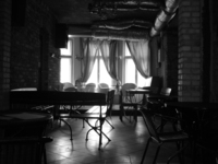 Black & White Cafe