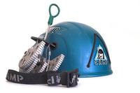 My climbing helmet
