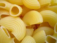 Pasta closeup 2