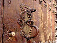 Door-handle