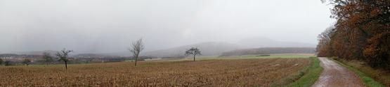 November panorama