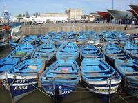 Morroco boats