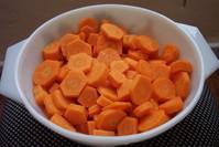 Fresh carrots 1