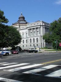 Washington DC street 3