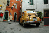 Street life in Tuscany 1