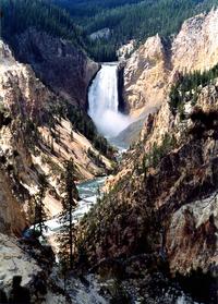 Yellowstone falls 2