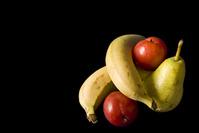 Banana&plums