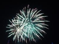 August Fireworks