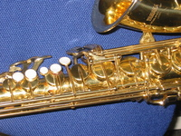 Saxophone close-ups 4