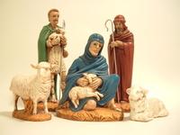 Nativity Scene, Shepherds