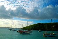 Carribean, St John bay, tropic