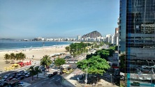Copacabana beach Praia de Copa