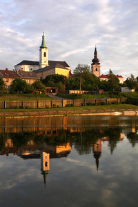 Jevicko Towers