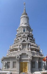 Udong pagoda Cambodia 2
