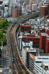 Rail Lines - Sapporo