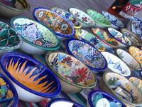 Lovely Painted Ceramic Sinks