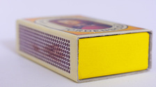 Closed Box of Matches