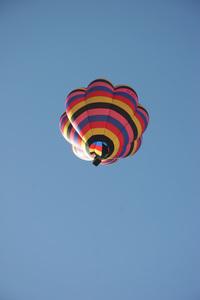 baloon over Waikato