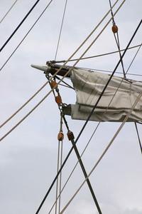 Segelmasten, masts/sails 2