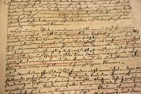 ancient handwriting 3