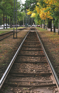tram railway