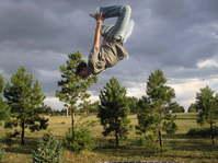 Backflip Hang