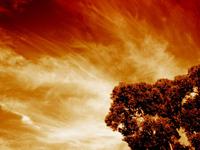 Fireswept sky