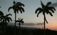 Tropical sunset 4