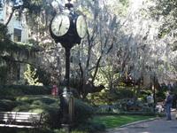 College of Charleston Clock