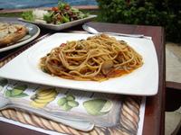 Spaghetti in Thailand