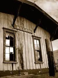 Kelso TrainStation