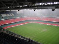Millennium Stadion, Cardiff