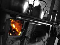 cocina de campo