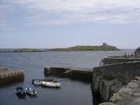 dalkey island, dublin, ireland